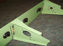 Commercial Aircraft Assemblies