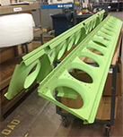 Large Sheet Assemblies for Commercial Aircraft